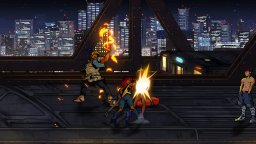 Streets Of Rage 4 (PC)   © DotEmu 2020    1/3