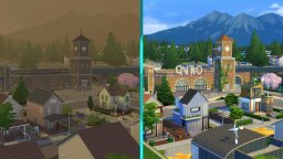 The Sims 4: Eco Lifestyle (PC)  © EA 2020   1/3