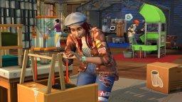 The Sims 4: Eco Lifestyle (PC)  © EA 2020   2/3