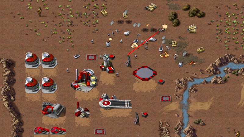 Command & Conquer: Remastered Collection (PC)   © EA 2020    5/8