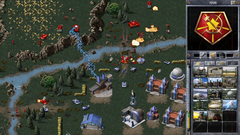 Command & Conquer: Remastered Collection (PC)   © EA 2020    8/8