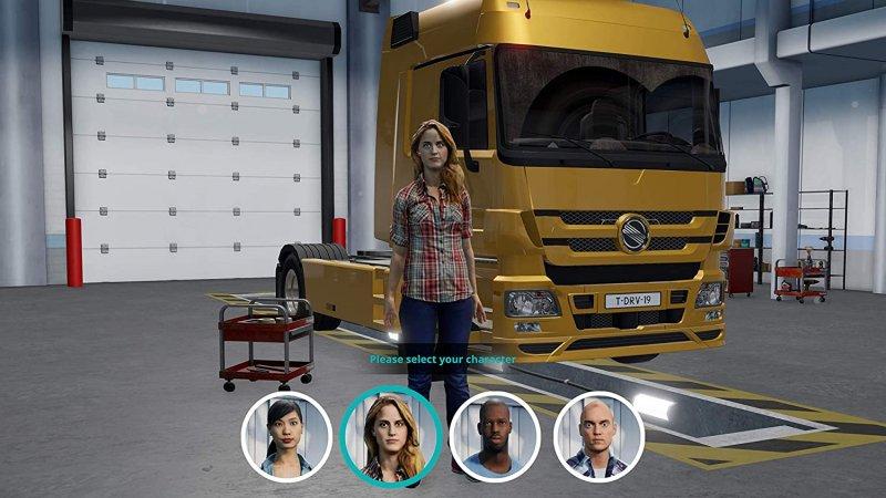 Truck Driver (PS4)  © Soedesco 2019   4/4