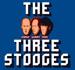Three Stooges, The (1984) (ARC)  © Mylstar 1984   3/3