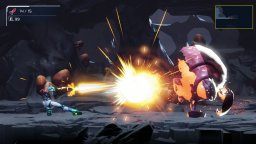 Metroid Dread (NS)  © Nintendo 2021   2/3