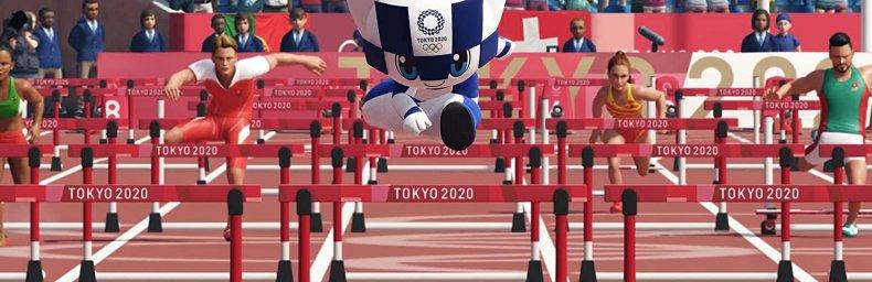"""<h2 class='titel'>Olympic Games Tokyo 2020</h2><h2 class='score'>6/10</h2><div><span class='citat'>""""For en gangs skyld ikke blot simpel licens cashgrab, men et produkt hvor der er lagt en god portion arbejde i at skabe noget fornuftigt. Skide sjovt i multiplayer, dog uden at nå DecAthlete niveau.""""</span><span class='forfatter'>- Konsolkongen</span></div>"""