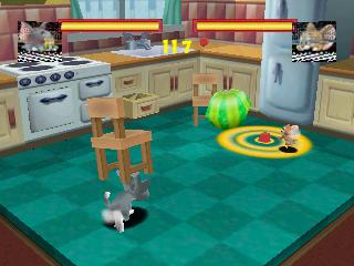 Tom and Jerry لعبة القط والفار توم وجيري جديدة وحصرية tomjerryfistsoffurry_n64_02.png